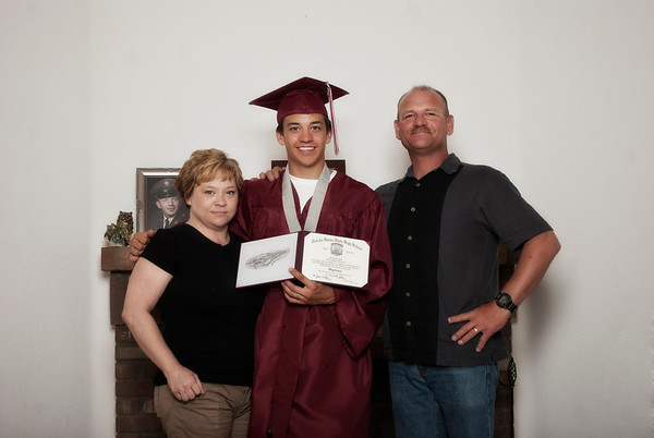 Ezra Bunnell's 2012 High School Graduation