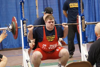Ryan Moore NE Powerlifting Tournament