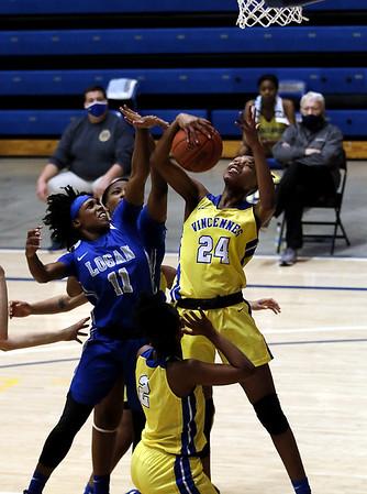 VU Women's Basketball vs John A. Logan 2/11/21