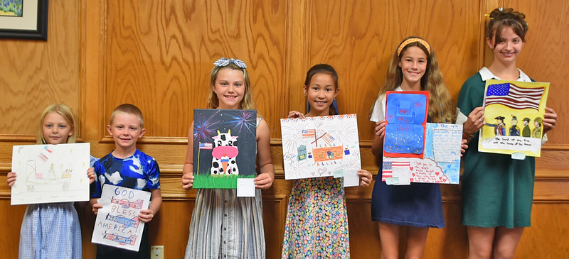 2021 Poster Contest Winners 7-14-21