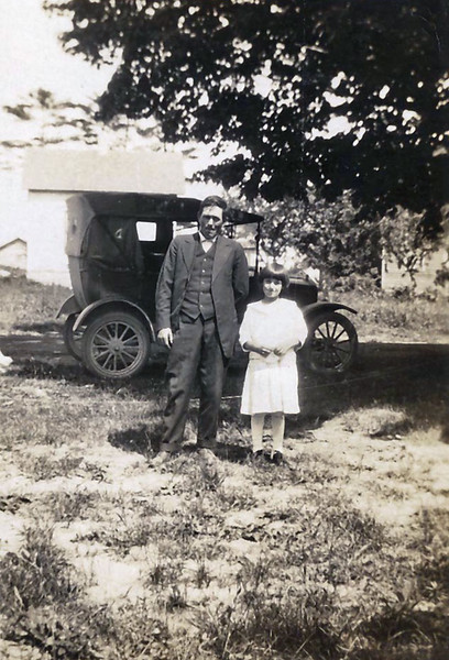 Sanford and Amelia Clark