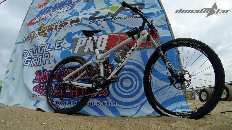TREK EX 650B 2015 Mountain Bike