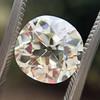 3.46ct Old European Cut Diamond GIA M, VS1 6