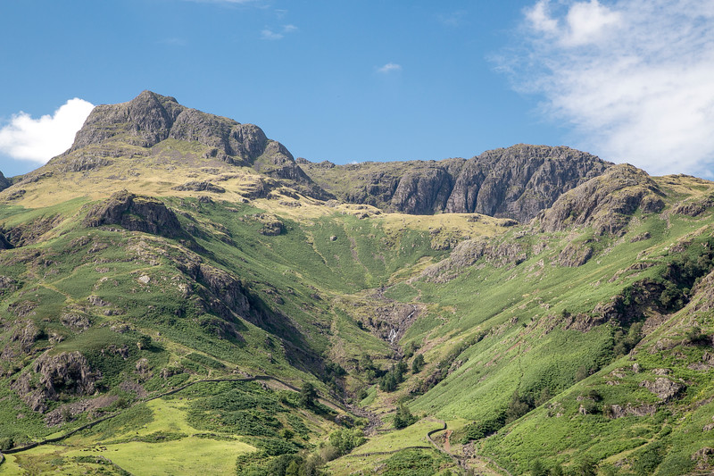 Langdale Valley - The English Lake District