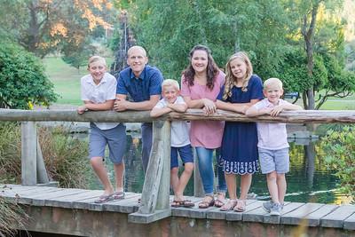 Larson Family 2018