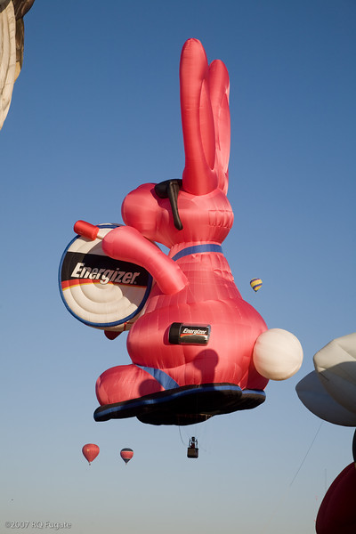 The Energizer Bunny