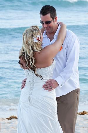 Megan and Geoff