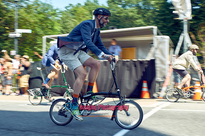Brompton World Championship--Harlem Skyscraper Cycling Classic 6/18/17