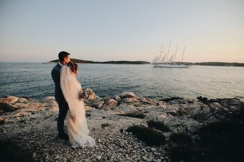Philip & Alice, Hvar, Croatia
