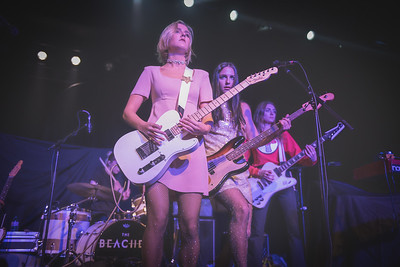 The Beaches at Roseland Theater 11.18.17