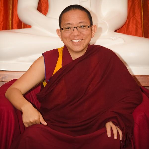 Dolpo Tulku Rinpoche Prague 2014