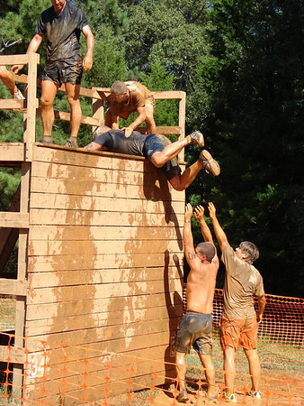 Goodwill Mud Run Fall 10-1-11