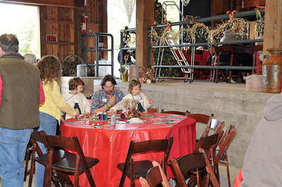 Children's Cancer Community Christmas Party 2007