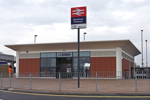 3rd October 2011: Buckshaw Parkway Station Opening Day