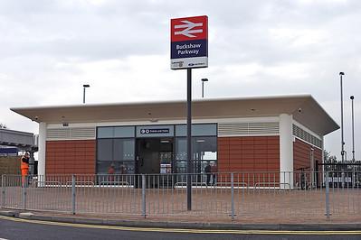 Buckshaw Parkway Station Opening Day