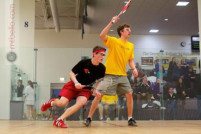 2011-02-05 Ethan Moritz (Wesleyan) and Jack Ervasti (Williams)