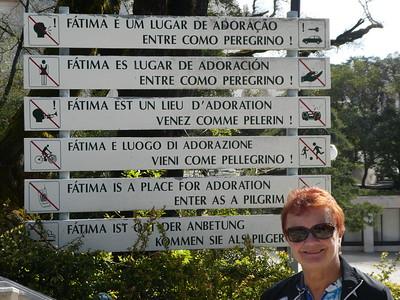 2018-04-14 - Day trip to Fatima, Batalha, Alcobaca & Obidos