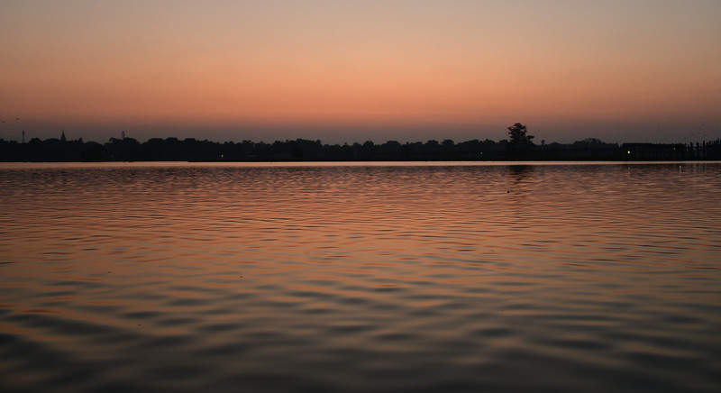 Lakes -  bridges & Fisherman