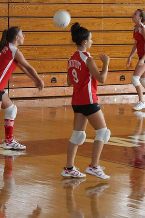20070908 Volleyball vs. Whitman Edited