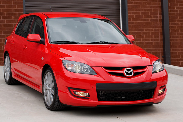 2008.5 Mazdaspeed3 Grand Touring