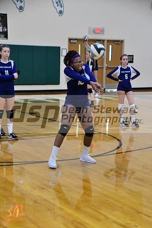 Girls Volleyball Freshmen 10.02.19