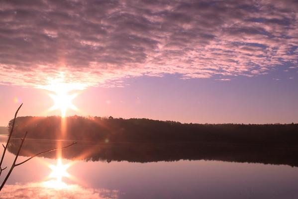 Falls Lake North Carolina