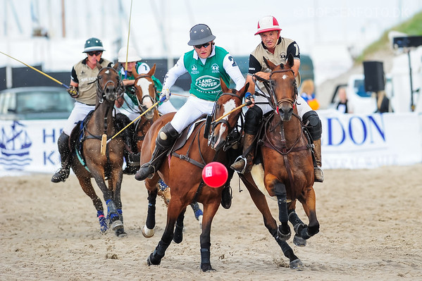 Scandinavian Beach Polo - World Cup 2015 - Hornbæk, Denmark