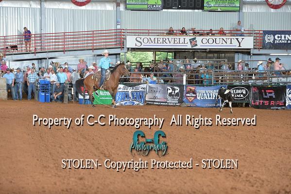 Calf #2 Joe Beaver Labor Day  2019 Glenrose, TX