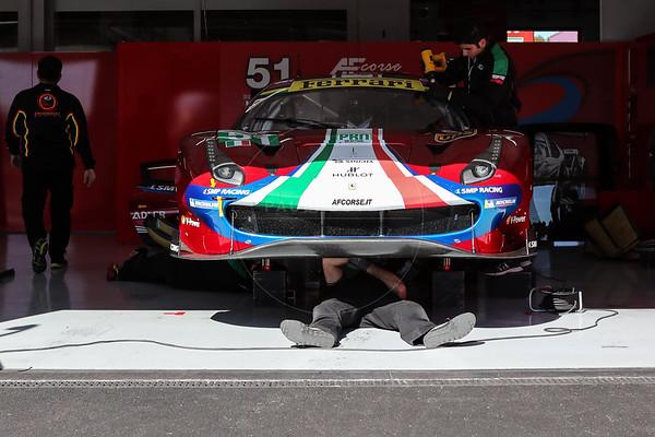 2018/19 FIA WEC Prologue - Circuit Paul Ricard