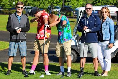 AAA Alumni Golf Tournament