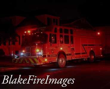Basement Fire - 335 Roosevelt Ave, Stratford, CT - 9/23/19