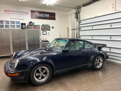 1987 Porsche Turbo