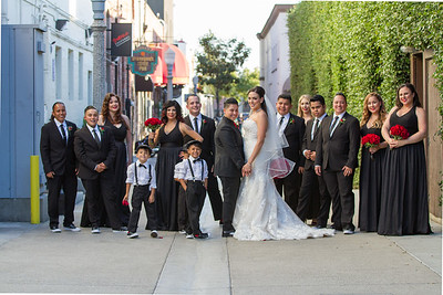 Hanna & Q's Wedding