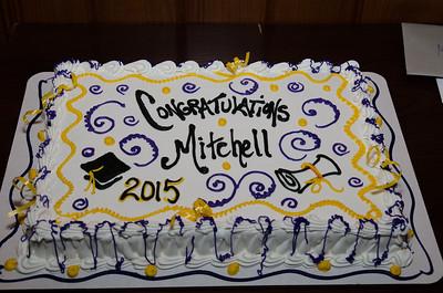Mitchell's Graduation 2015