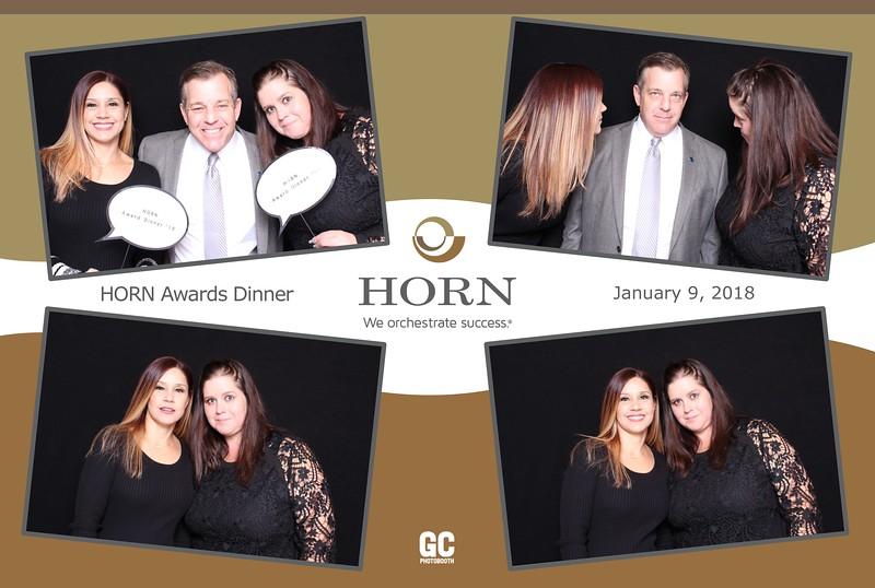 1-9-2017 HORN Awards Dinner