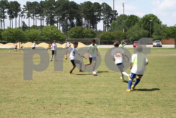 2015 Boys Soccer Camp