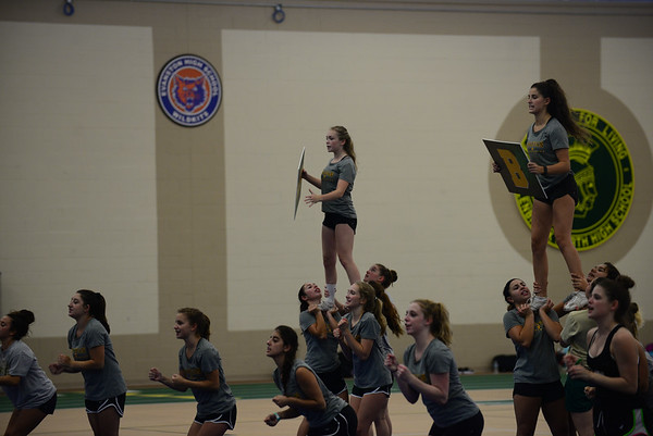 GBN Cheer Practice Aug 30 2016
