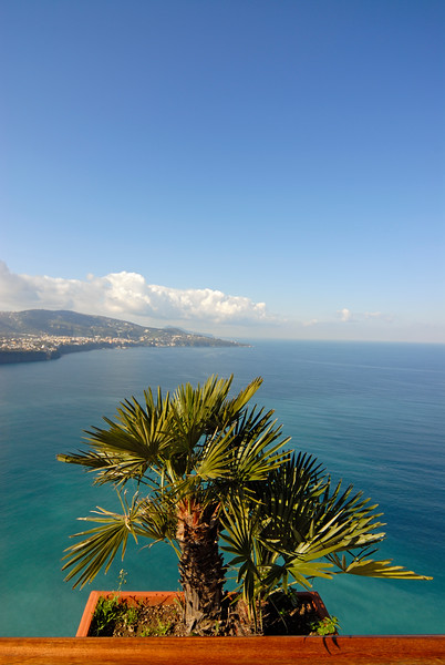 Sorrento Coast and Gulf of Naples, Campania (Italy)