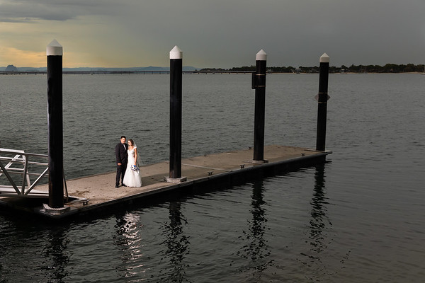 Samantha&Marco: Bribie Island wedding