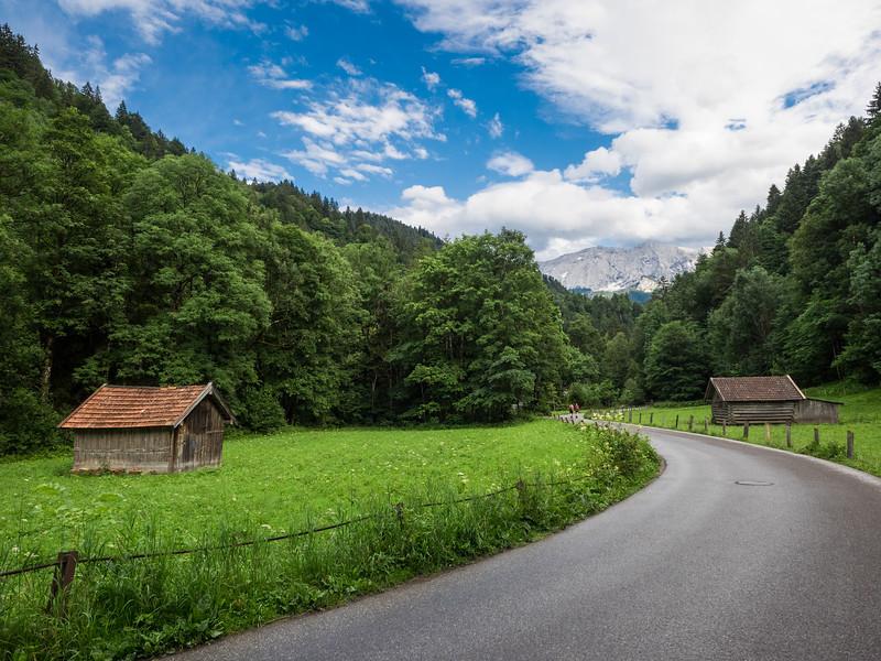 Bavarian Barns