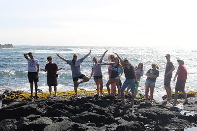 Hawaii Field Study 1/17-1/18/17