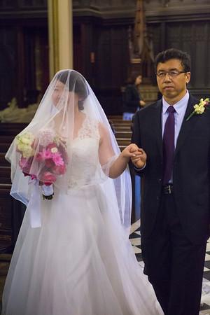 Robert + Yang Wedding