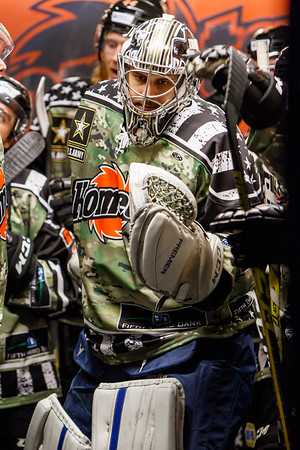 11/26/17 Komets vs. Quad City (Military Weekend)