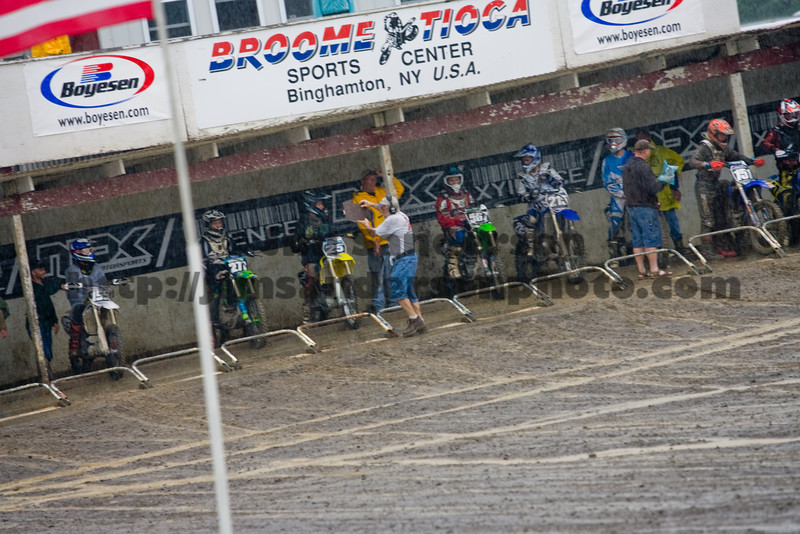 AMA District 3 Points Race, Broome-Tioga Sports Center 08-22-2010
