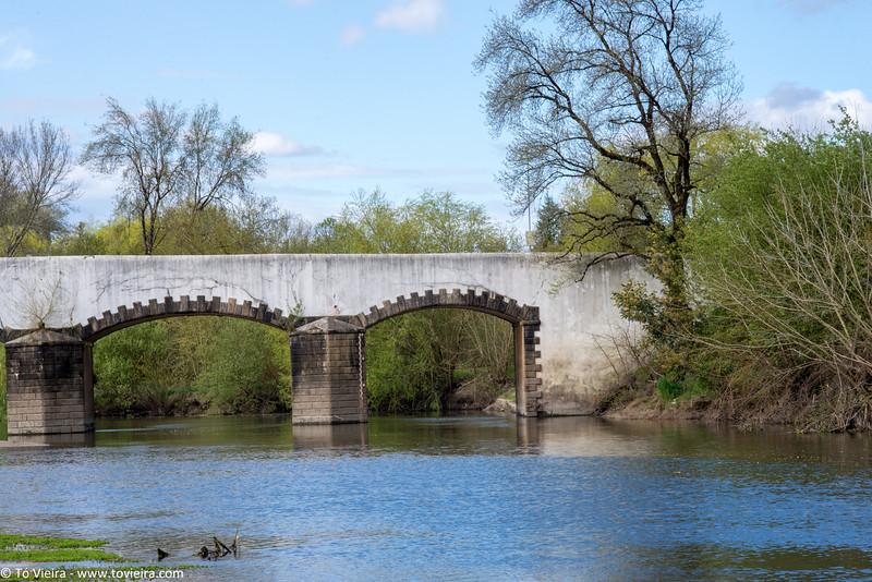 Trilho da Ponte de Ferro - Agueda