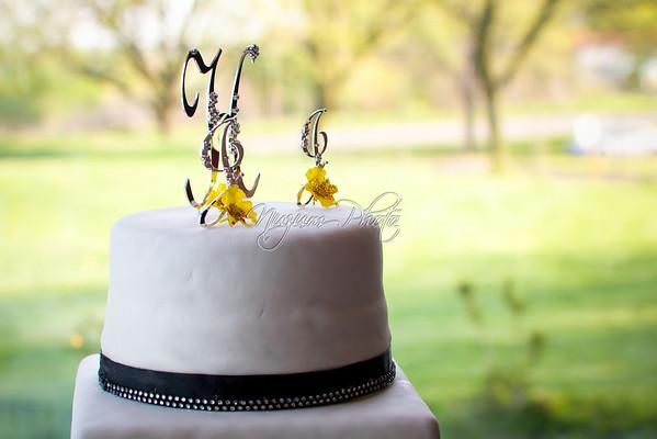 Cake - Jessica and Jeff