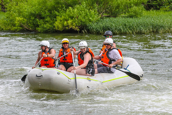 River City Adventures 7-21-15 Afternoon Trip