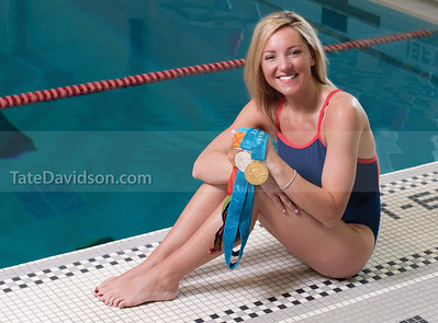 Olympic Medalist Diana Munz.  Client: Diabetes Association of Greater Cleveland