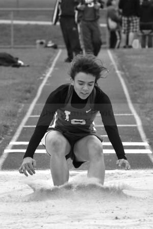 Lampeter-Strasburg Track & Field v. MC 4.30.12