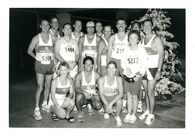 19th Annual  Honolulu Marathon 12-15-1991